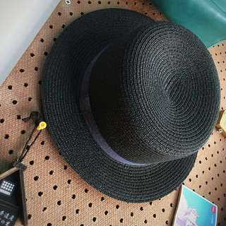 Panama hat from a vintage shop Osaka