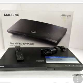 Samsung Ultra HD 4K Player For Sale (Brand New)