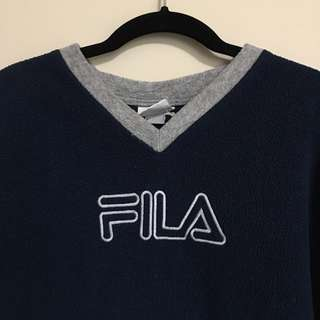 Vintage Fila sweater