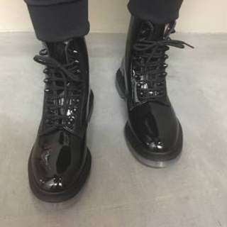 Dr martens Pascal Stud Patent Leather