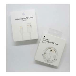 Apple lightning cable (Excellent quality) BEST SELLER ! Order now :)