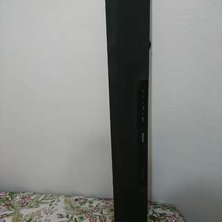 Philips Soundbar speaker, Bluetooth