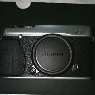 Fujifilm X-E1 Mirrorless Digital Camera  BODY ONLY