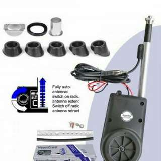 High Quality NIPPON POWER Fully Automatic Antenna AM / FM