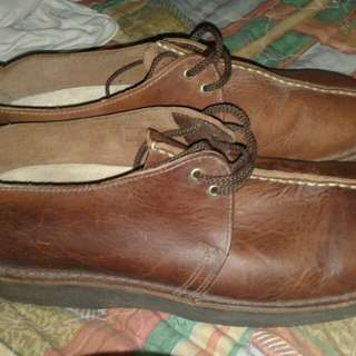 American Eagle Outfitters Formal Brown Shoes Size 13/14