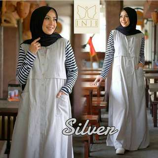 ST - 0118 - Dress Busana Muslim Saffa