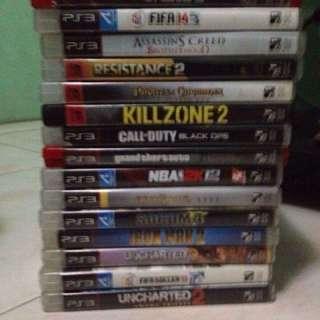 Original ps 3 games