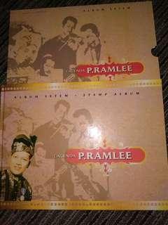 Stamp Album P.Ramlee