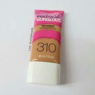 Covergirl Oil Free Foundation