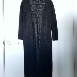 Long light cardigan