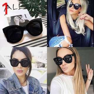 韓國代購款多款時尚黑框太陽眼鏡