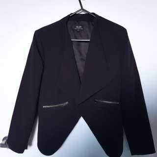 BARDOT womens cropped blazer