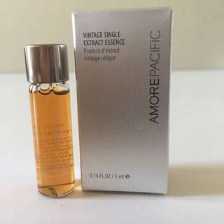 Amore pacific extract essence travel size