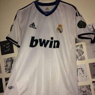 Real Madrid replica jersey