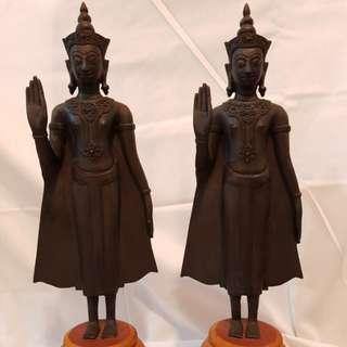 Standing Phra Chai