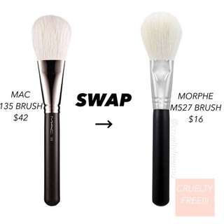 🙏🏼 LOOKING FOR BRONZER CONTOUR HIGHLIGHT DEFINING BRUSH SIMILAR TO MAC 135 AND MORPHE M527