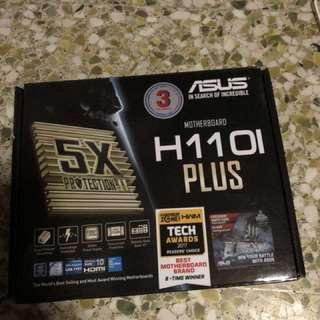 ASUS H110I Plus