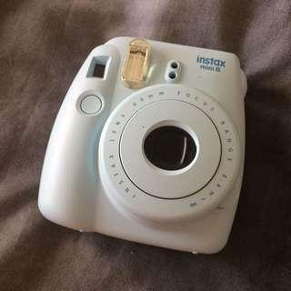 Instax mini 8 camera with film