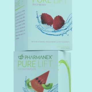 Nuskin Vitality drinks