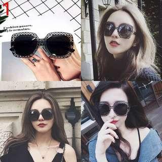 韓國代購明星網紅款顯小臉太陽眼鏡