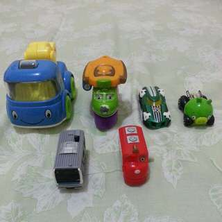 6pcs toys for boy *