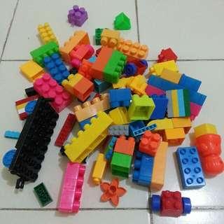 Lego & kw (mix)