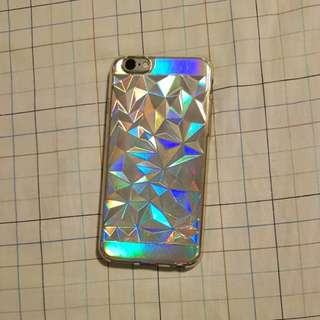 Iphone 6/s holographic case