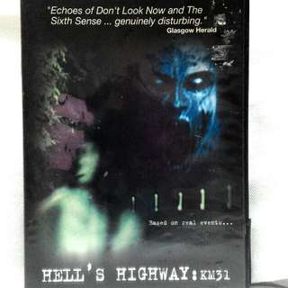 HELL'S HIGHWAY: KM31 (Scary Movie NC16)
