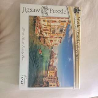 1000 pic puzzle ( Venice Italy)