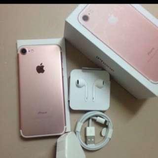 收iphone7或以上型號128GB以上價平者優先(自報價)