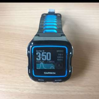 With heart rate monitor and charger