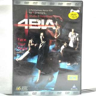 4BIA (4 Thai Horror stories in 1 film, Rated NC16)