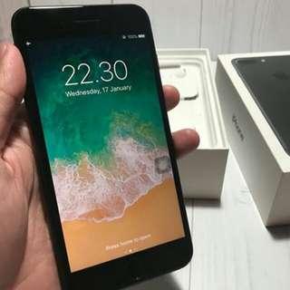 Iphone 7 Plus 128Gb Black Istimewah