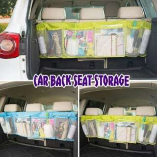 CAR BACK SEAT STORAGE (BA018)