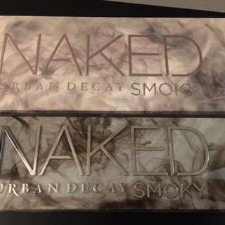 Brand New Naked Brand Smoky Palette