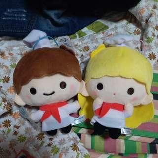 廚師little廚師little twin stars 一對售