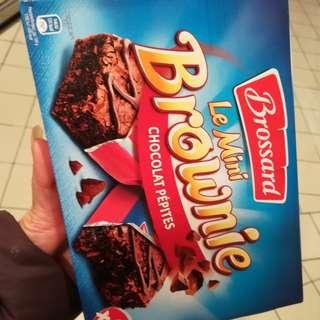 法國情濃朱古力布朗尼蛋糕