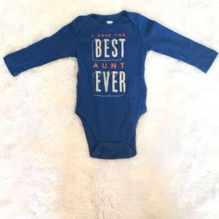 Brand new Old Navy Onesie (6-12months)