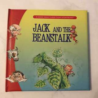 Children Story Book <Jack & The Beanstalk>