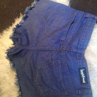 Shorts JunkFood