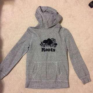 Roots Salt n Pepper Hoodie