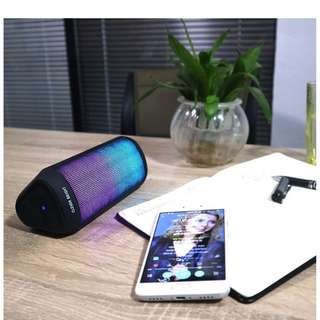 Bluetooth speaker wireless with Led lights