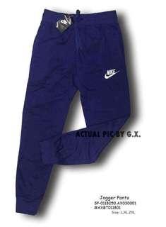 Jogger pants size : L XL 2XL