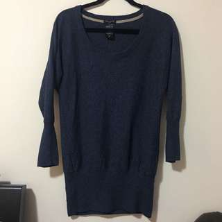 Aritzia Talula S Cashmere Tunic Sweater Dress