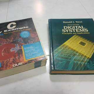 Tertiarl textbooks