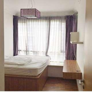 Nice common room in The Quartz Condominium (near Buangkok MRT)