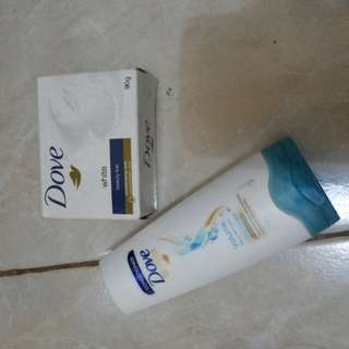 Conditioner n sabun
