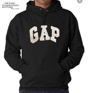 Gap jacket fits L-XL