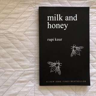 Milk + Honey By Rupi Kaur