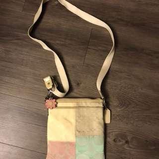 Coach spring purse